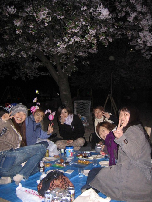 桜の宴であります